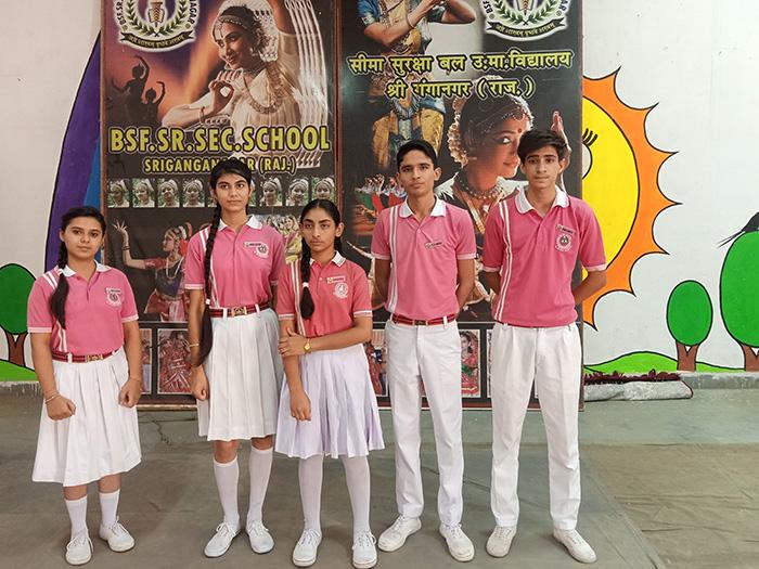 BSF Senior Secondary School Sri Ganganagar | Home